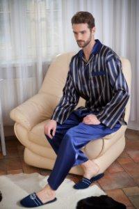 3f691def796bc Купить Мужские шелковые пижамы и домашние костюмы в Челябинске ...