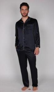 3b50761fe116c Стильная мужская пижама из натурального шелка ROSCH GERMANY (EF 13406027)